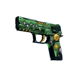 StatTrak™ P250 | See Ya Later (Minimal Wear)