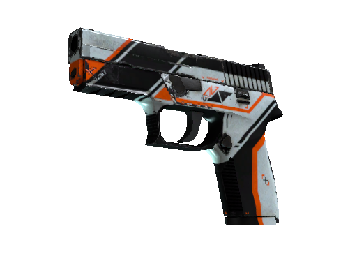 P250 | Asiimov Battle-Scarred