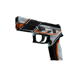 StatTrak™ P250 | Asiimov (Battle-Scarred)