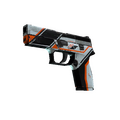 StatTrak™ P250 | Asiimov <br>(Battle-Scarred)