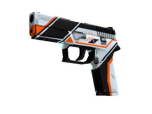 P250 | Asiimov (Battle-Scarred)