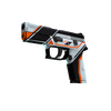 P250 | Asiimov <br>(Well-Worn)