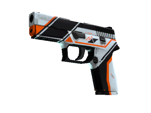 P250 | Asiimov Well-Worn