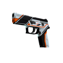 StatTrak™ P250 | Asiimov (Well-Worn)