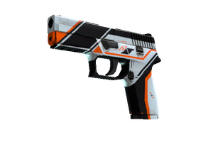 P250 Asiimov Field Tested