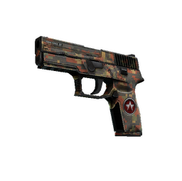 P250 | Red Rock (Battle-Scarred)