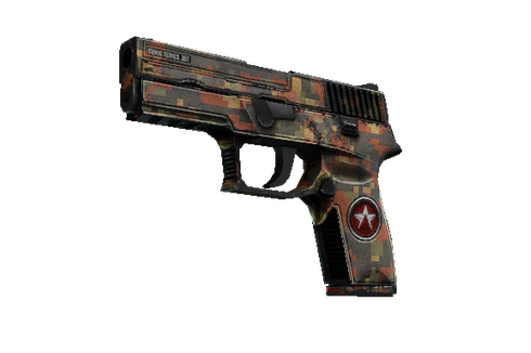 StatTrak™ P250 | Red Rock (Battle-Scarred) Prices