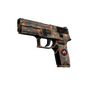 StatTrak™ P250 | Red Rock (Well-Worn)