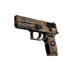 P250 | Red Rock (Field-Tested)