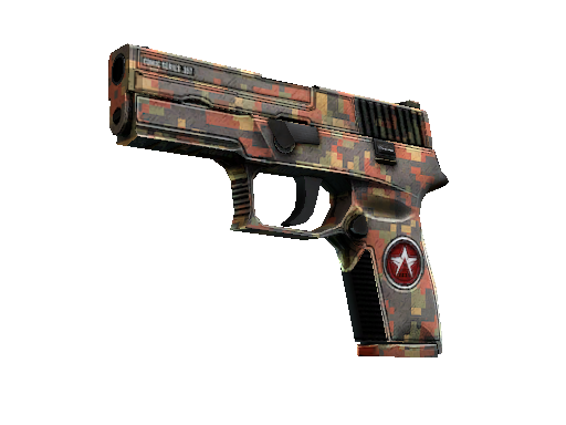 P250 | Red Rock
