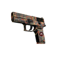 StatTrak™ P250 | Red Rock <br>(Minimal Wear)