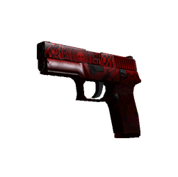 StatTrak™ P250 | Muertos (Battle-Scarred)