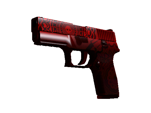 CSGO skin P250 | Muertos (Factory New) on sale for 3.50