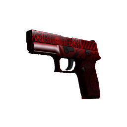 StatTrak™ P250 | Muertos (Field-Tested)