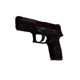 Souvenir P250 | Vino Primo (Battle-Scarred)