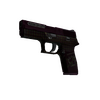 Souvenir P250 | Vino Primo <br>(Battle-Scarred)
