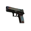 P250 | Cyber Shell <br>(Well-Worn)