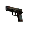 P250   Cyber Shell <br>(Battle-Scarred)
