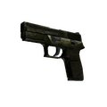 P250 | Iron Clad <br>(Battle-Scarred)