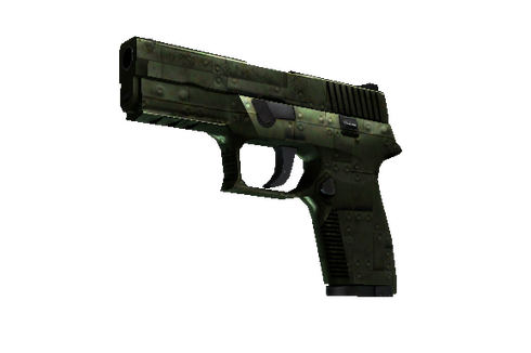Buy StatTrak™ P250 | Iron Clad (Well-Worn)