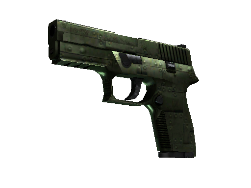 P250 | Iron Clad Factory New