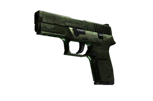 Buy StatTrak™ P250 | Iron Clad (Minimal Wear)