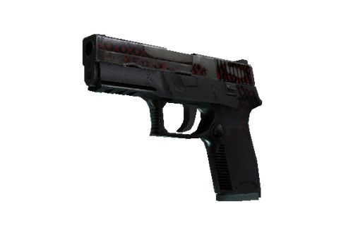 P250 | Crimson Kimono (Battle-Scarred) Prices