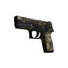 Souvenir P250 | Contamination <br>(Battle-Scarred)