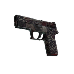 Souvenir P250 | Facility Draft (Field-Tested)