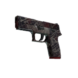 Souvenir P250 | Facility Draft (Minimal Wear)