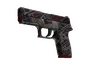 Skin P250 | Facility Draft