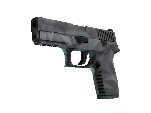 Alpha P250 Facets