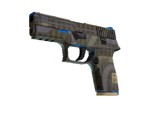 Souvenir P250 | Exchanger (Battle-Scarred)