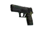 Souvenir P250 | Boreal Forest (Battle-Scarred)