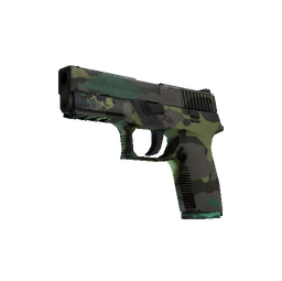 Souvenir P250 | Boreal Forest (Well-Worn)