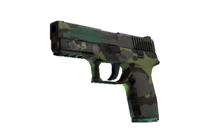 P250 Boreal Forest Field Tested