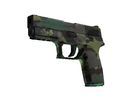 Souvenir P250 | Boreal Forest (Field-Tested)