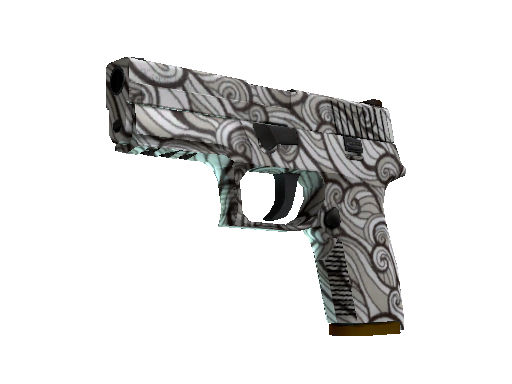 Souvenir P250 | Gunsmoke (Factory New)