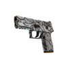 Souvenir P250 | Gunsmoke <br>(Minimal Wear)