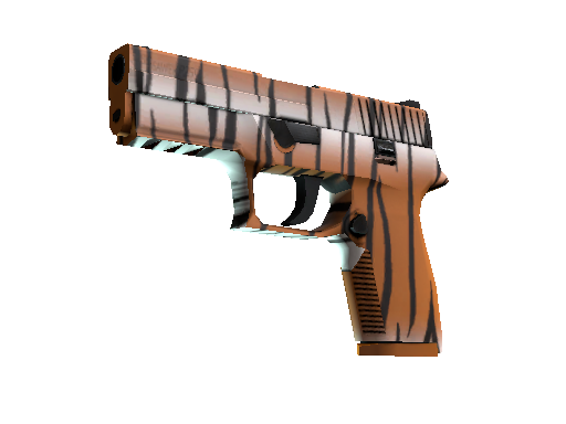 P250 | Bengal Tiger (Battle-Scarred)