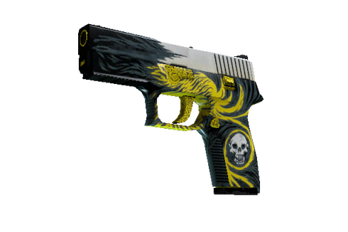 StatTrak™ P250 | Wingshot (Well-Worn) Prices