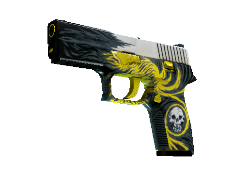 P250 | Wingshot (Battle-Scarred)