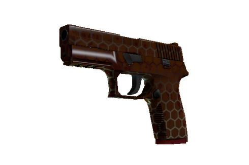 Buy StatTrak™ P250 | Hive (Minimal Wear)