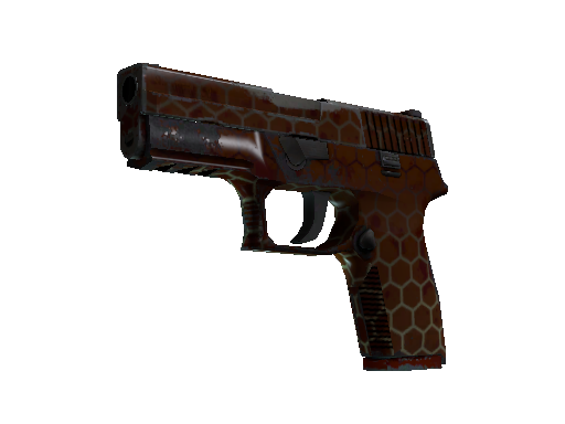 StatTrak™ P250 | Hive (Field-Tested)