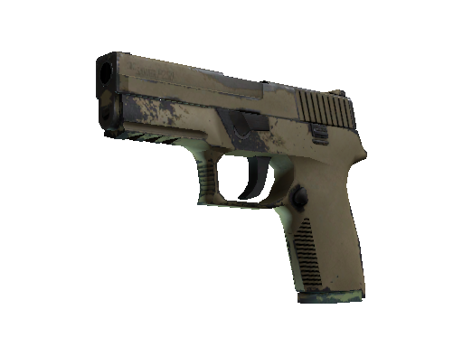 P250   Sand Dune (Field-Tested)