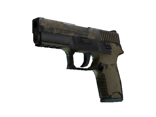 P250 | Sand Dune Battle-Scarred