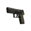 Souvenir P250 | Sand Dune <br>(Battle-Scarred)