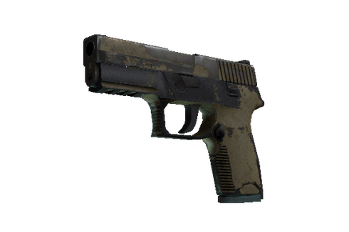 Buy P250 | Sand Dune (Battle-Scarred)