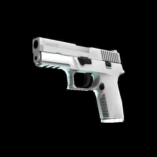 P250 | Whiteout - gocase.pro