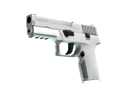 P250 | Whiteout Minimal Wear